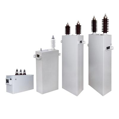 Capacitores de potencia para alta y baja tensión